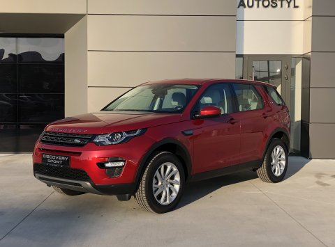 Land Rover Discovery Sport Si4 240PS SE AWD Auto