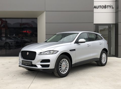 Jaguar F-Pace 2.0D I4 180PS AWD AUTO