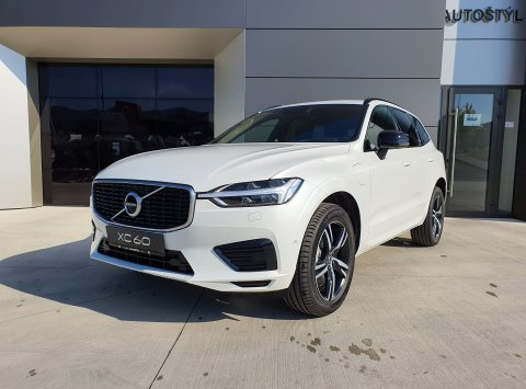 Volvo XC60 T8 eAWD AT8 R-DESIGN Twin Engine