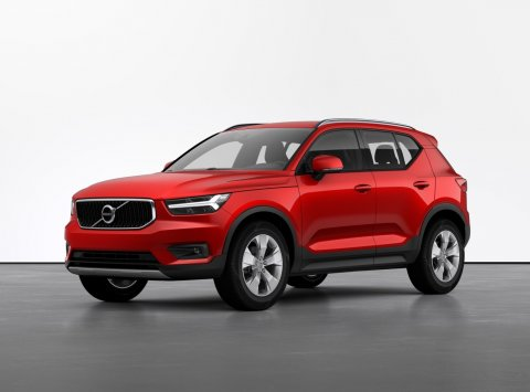 Volvo XC40 T3 FWD AT8 ART Winter *