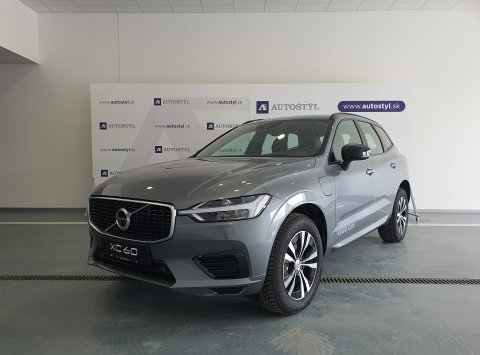 Volvo XC60 T8 RECHARGE R-DESIGN AT8 eAWD *MODEL 2021