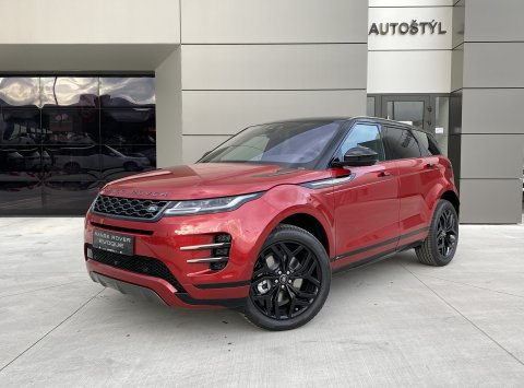 Land Rover Range Rover Evoque 2.0i 250PS R-Dynamic HSE AWD Auto