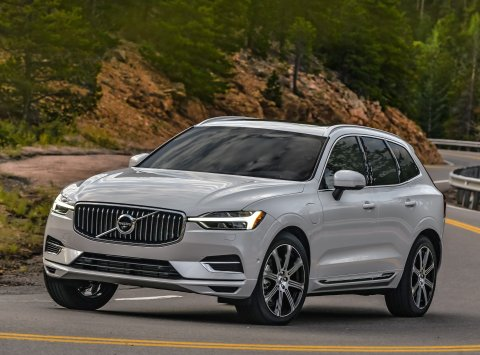 VOLVO XC60: World Car of the Year 2018